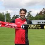 """Pokalschal """"SVWW-BVB"""""""